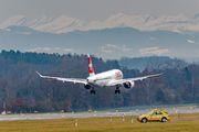 HB-JCT - Swiss Airbus A220-300 aircraft