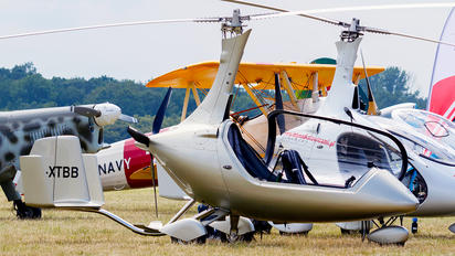SP-XTBB - Private AutoGyro Europe Calidus