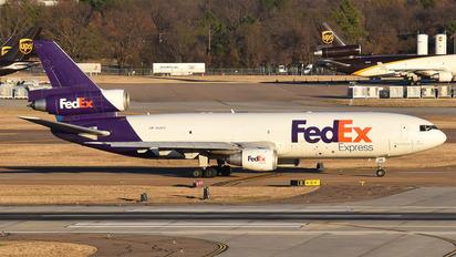 N318FE - FedEx Federal Express McDonnell Douglas MD-10-30F