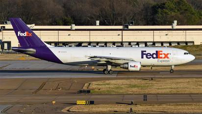N730FD - FedEx Federal Express Airbus A300F