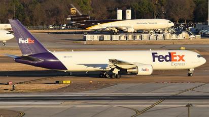 N137FE - FedEx Federal Express Boeing 767-300F