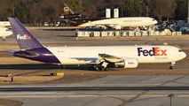 N137FE - FedEx Federal Express Boeing 767-300F aircraft