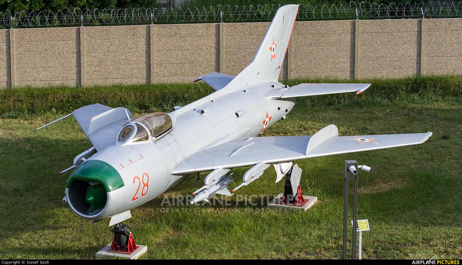 Hungary - Air Force 28 aircraft at Off Airport - Hungary