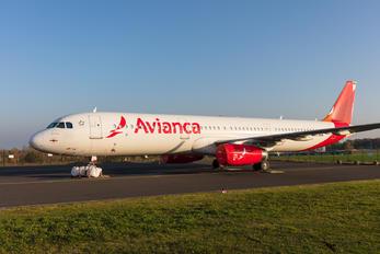 D-AAAM - Avianca Airbus A321