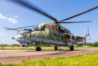 RF-91244 - Russia - Navy Mil Mi-24V