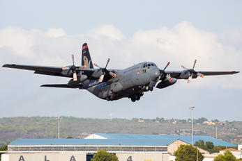 63-13187 - Turkey - Air Force Lockheed AC-130H Hercules