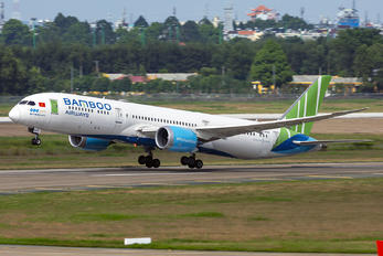 VN-A829 - Bamboo Airways Boeing 787-9 Dreamliner