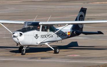 EC-HXB - Flyschool Cessna 172 Skyhawk (all models except RG)