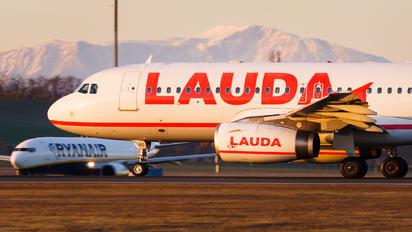9H-LMB - Lauda Europe Airbus A320