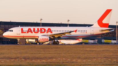 9H-LMJ - Lauda Europe Airbus A320