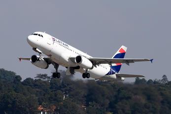 PR-MBA - TAM Airbus A320