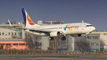 SU-TMG - FlyEgypt Boeing 737-800 aircraft