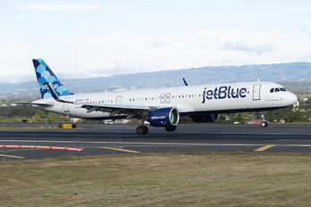N2038J - JetBlue Airways Airbus A321 NEO