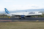 N2038J - JetBlue Airways Airbus A321 NEO aircraft