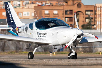 EC-NKP - Flyschool Czech Sport Aircraft PS-28 Cruiser