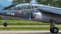 AT-06 - Belgium - Air Force Dassault - Dornier Alpha Jet 1B aircraft