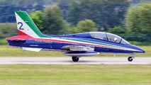 "MM55056 - Italy - Air Force ""Frecce Tricolori"" Aermacchi MB-339-A/PAN aircraft"