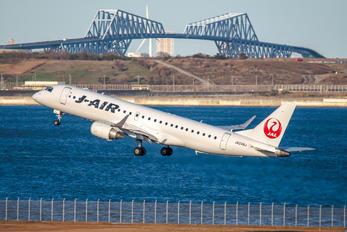 JA248J - J-Air Embraer ERJ-190 (190-100)