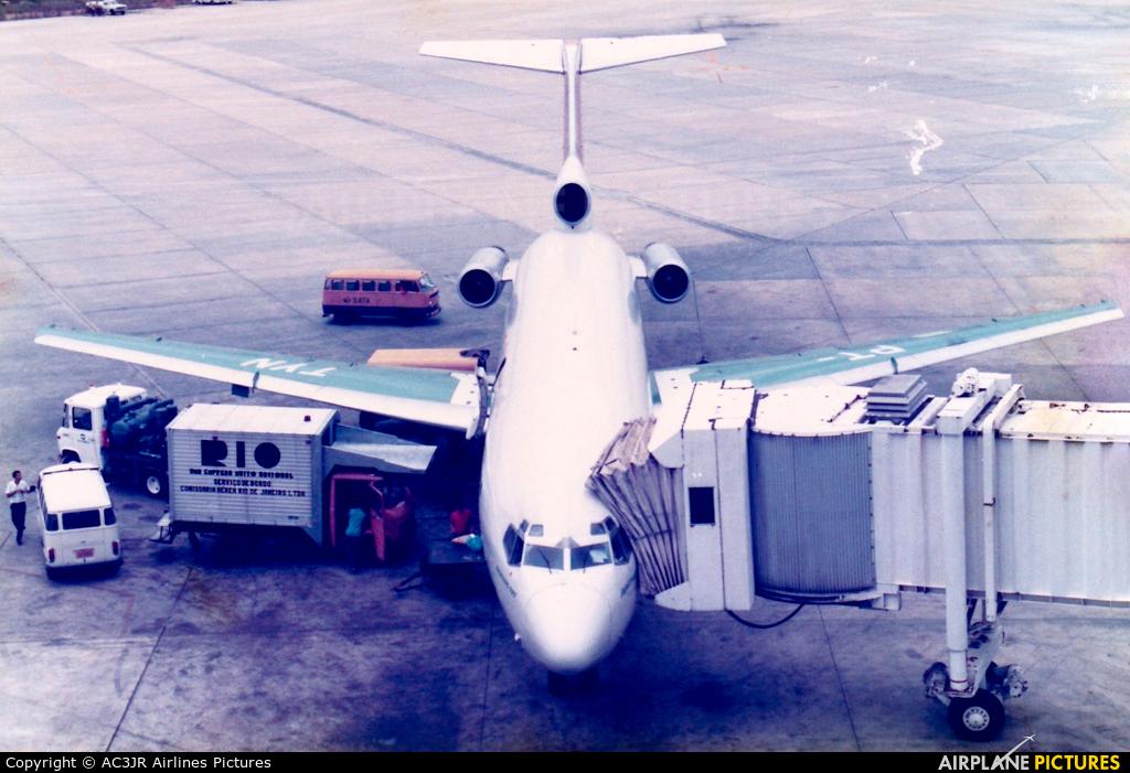 Transbrasil PT-TYN aircraft at Rio de Janeiro/Galeão Intl - Antonio Carlos Jobim Airport
