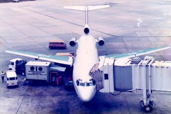 PT-TYN - Transbrasil Boeing 727-100