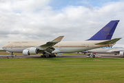 TF-AAC - Saudi Arabian Airlines Boeing 747-400ER aircraft
