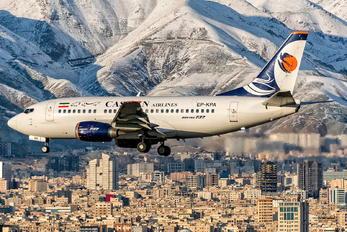 EP-KPA - Caspian Airlines Boeing 737-500