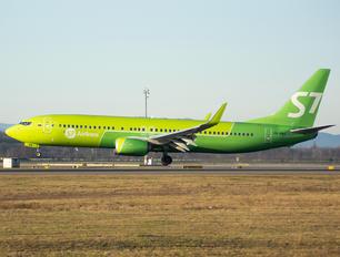 VQ-BRQ - Siberia Airlines Boeing 737-800