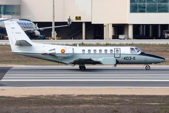 TR.20-01 - Spain - Air Force Cessna 560 Citation Ultra
