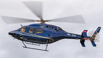 HB-ZUF - Private Bell 429 Global Ranger