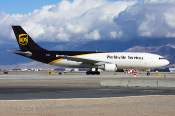N140UP - UPS - United Parcel Service Airbus A300F
