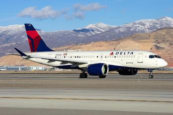 N110DU - Delta Air Lines Airbus A220-100