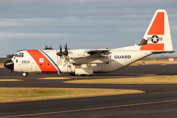 2013 - USA - Coast Guard Lockheed C-130J Hercules