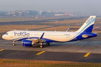 VT-ISR - IndiGo Airbus A320 NEO