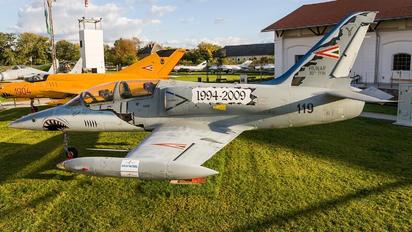 119 - Hungary - Air Force Aero L-39ZO Albatros