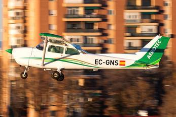 EC-GNS - Aerotec Flight Training Cessna 172 Skyhawk (all models except RG)