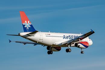 YU-APM - Air Serbia Airbus A319