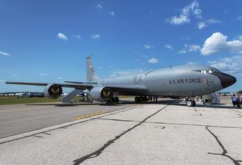 58-0062 - USA - Air Force Boeing C-135FR Stratotanker
