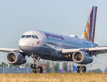 D-AGWW - Germanwings Airbus A319 aircraft