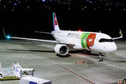 CS-TVH - TAP Portugal Airbus A320 NEO aircraft