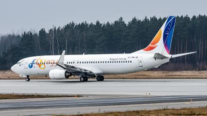 SU-TMG - FlyEgypt Boeing 737-800