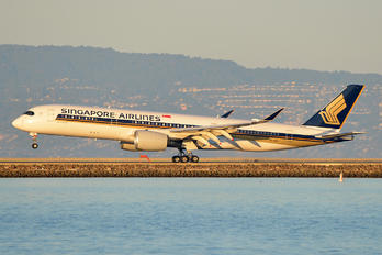 9V-SGG - Singapore Airlines Airbus A350-900 ULR