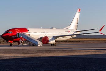 EI-FYF - Norwegian Air International Boeing 737-8 MAX