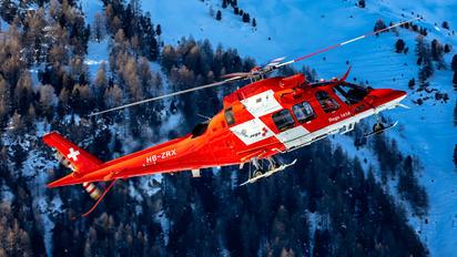 HB-ZRX - REGA Swiss Air Ambulance  Agusta Westland AW109 SP Da Vinci