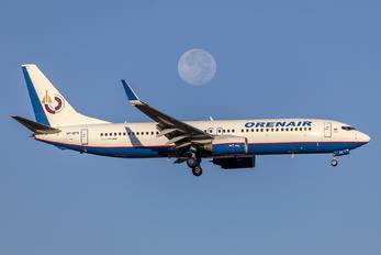 VP-BFA - Orenair Boeing 737-800