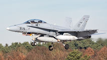 15-75 - Spain - Air Force McDonnell Douglas CF-188B Hornet aircraft