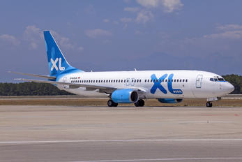 D-AXLG - XL Airways (Excel Airways) Boeing 737-800