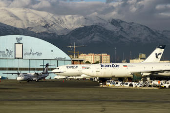 EP-ICE - Iran Air Cargo Airbus A300F