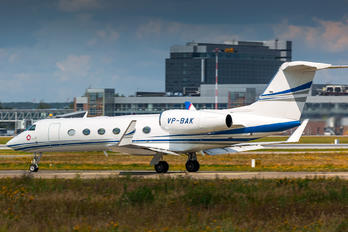 VP-BAK - Meridian Air Gulfstream Aerospace G-IV,  G-IV-SP, G-IV-X, G300, G350, G400, G450