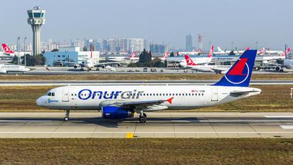 TC-ODB - Onur Air Airbus A320