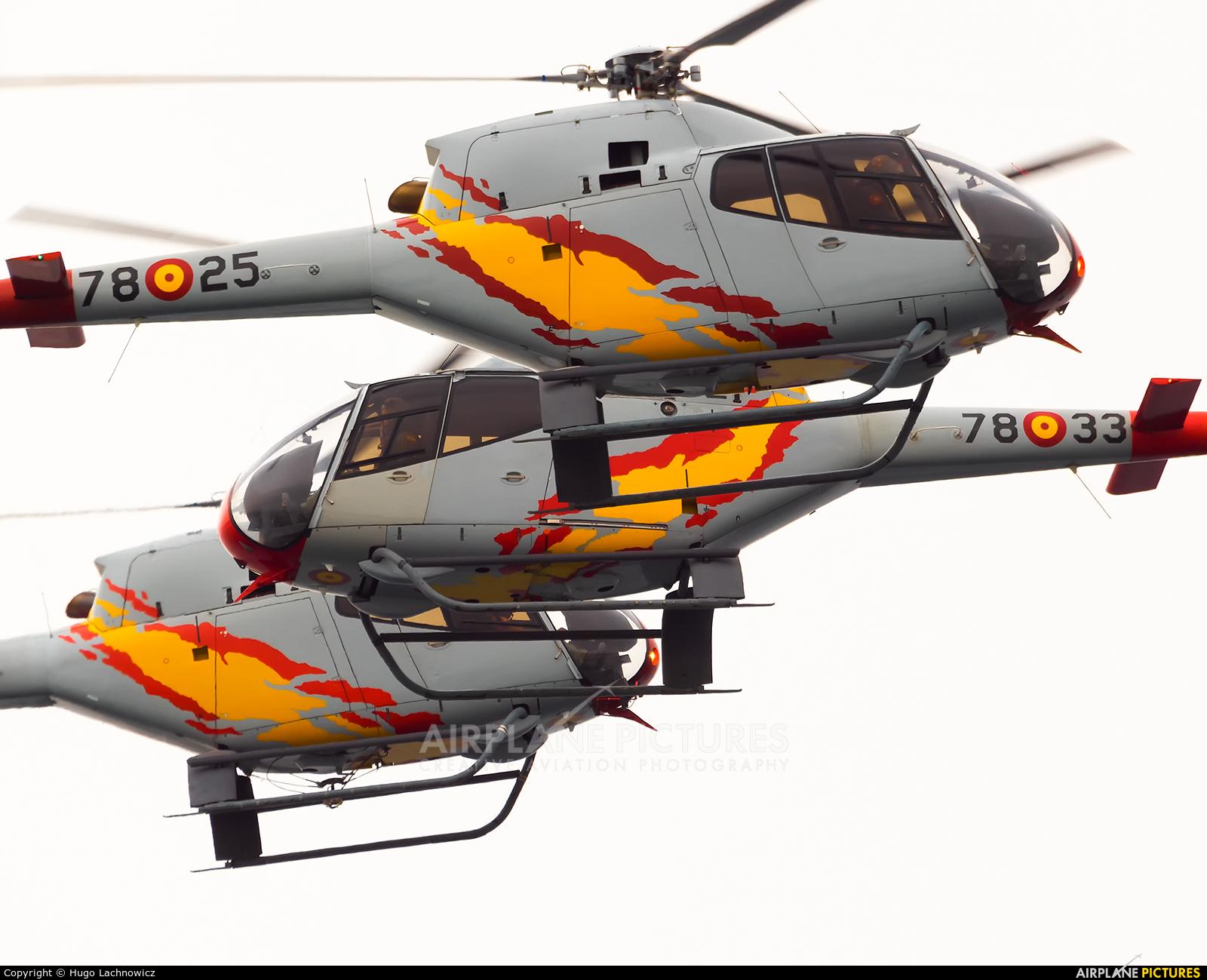 Spain - Air Force: Patrulla ASPA - aircraft at Málaga - Torre del Mar